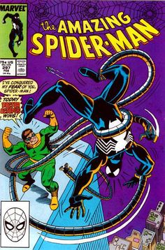 The Amazing Spider-Man #297 - February 1988