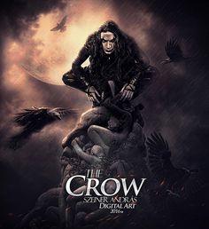 Crow, Digital Art, Movie Posters, Raven, Film Poster, Crows, Billboard, Film Posters