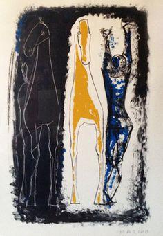 Marino Marini Art for Sale