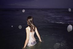 night swim | Immerse Me: My Dreams of Night Swimming in Moonlit ...