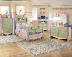 Ashley Furniture Kids Bedroom Sets2