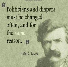 Our country was founded by geniuses but sadly is currently being run by idiots. #TermLimits #OneNationUnderGod
