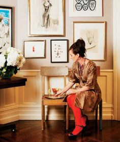 Andy & Kate Spade's apartment