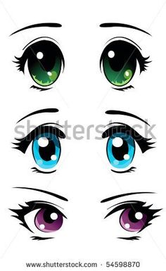 Cartoon female eye free vector download (14,642 files) for ...