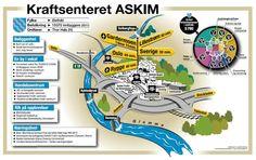 Harta localitatii Askim-puncte de reper Foto: www.vebidoo.de Medical Student, Oslo, Thor