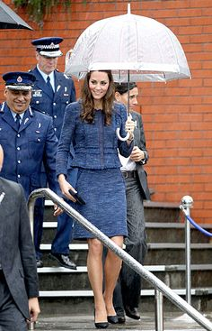 Great looking suit worn by Princess Kate on their recent Australia/new Zealand tour