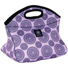 Gaiam Neoprene Lunch Clutch (purple Marrakesh) #mycustommade