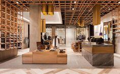 Joe Black Store, Emporium - Mim Design Photography: Shannon McGrath
