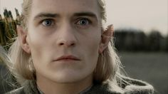 Love the elf eyes...I think I'll ask God for a pair of those next time.