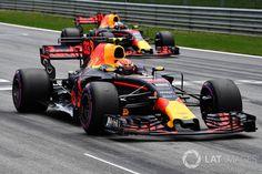 Essai de départ de Max Verstappen, Red Bull Racing RB13