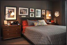 sovrum i vitt och brunt - Sök på Google