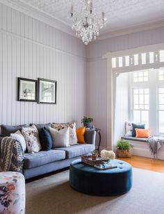 This renovated Queenslander is giving us all the feels - The Interiors Addict Style At Home, Interior Design Living Room, Living Room Decor, Kitchen Interior, Dining Room, Queenslander House, Boho Home, Australian Homes, House And Home Magazine