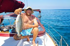 Fish Tales! LAHOWIND | Sailing Blog