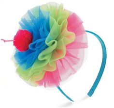 Cupcake Headband Watermelon Pink Green & Blue on Turquoise Band Cupcake Headband Watermelon Pink Green & Blue on Turquoise Band Price: $9.99
