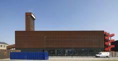 John McAslan + Partners: Olympic Energy Centres, London.