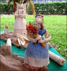 Corn dolls