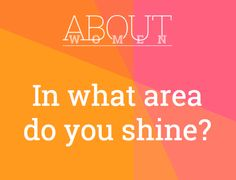 Question of the day... #ABOUTWOMEN  #shine #great #DoYouShine  Please join the judgment-free convHERsation... https://www.facebook.com/groups/NikkiNiglABOUTWOMEN/