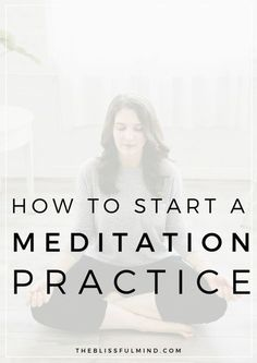 5 Tips For Starting A Meditation Practice Meditation has so many positive benefits for your mental health, but you might be wondering how to make it work for you. Here's how to meditate effectively and make meditation a part of your daily routine! Meditation Mantra, Meditation Benefits, Daily Meditation, Healing Meditation, Meditation Practices, Mindfulness Meditation, Meditation Space, Meditation Methods, Wellness Tips