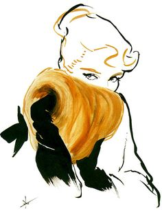 René Gruau , Italian, was a fashion illustrator, most famous for his work in the 1940s and 1950s. He walked away from his father's aristocratic heritage (his father was an Italian count), to pursue...