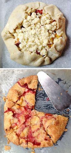 Letní ovocný koláč - DIETA.CZ