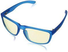Gunnar Optiks Intercept Full Rim Advanced Video Gaming Glasses with Amber Lens Tint #deals