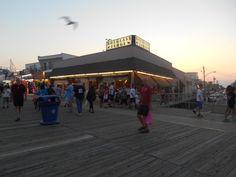 Wildwood Boardwalk - Douglas Fudge. The best salt water taffy in South Jersey!