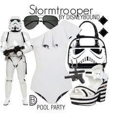 Disney Bound - Stormtrooper