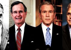 BUSH FAMILY ALL IN FOR HILLARY: Why do we call them the Bush Crime Family? Well, forget for just a moment that Prescott Bush helped to finance the Nazi war machine during WWII, or that his son George H.W. Bush declared he would help to usher in a New World Order on September 11, 1991. Today it was announced that NWO elite George H.W. Bush will be voting for NWO elite Hillary Clinton. Any questions? http://www.nowtheendbegins.com/nwo-elites-bush-crime-family-say-will-voting-hillary-november/
