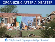 Professional Organizers and Personal Photo Organizers offer helpful advice on getting organized after a disaster. Life Organization, Organizing Life, Paper Clutter, Tiny House Living, Personal Photo, Simple Living, Getting Organized, Wisdom Quotes, Quotes Quotes