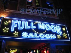 Full Moon Saloon