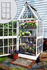 greenhouse made from old windows - Google Search