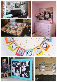 Decorating With Pictures - Sugar Bee Crafts
