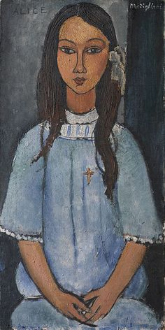 Kunst nach Amedeo Modigliani