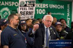 Bernie Sanders Receives Two More Major Endorsements