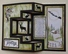 Sandma's Handmade Cards: Inkylicious Christmas on Hochanda