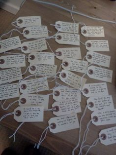 This idea, and many of the keys, came from a colleague of mine. Here's how it worked: I got enough keys for all my students, and then made a tag for each key with a single, made-up line from a story.  I threw the keys in a jar, and each student got to pick out a key. The assignment was simple: tell a story that makes that line make sense