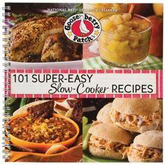 101 Super Easy Slow Cooker Recipes
