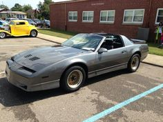 Trans Am GTA with LS power. Jerry Buckamneer owns the car and the picture.
