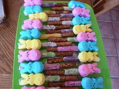 chocolate covered pretzels with bunny peeps http://media-cache2.pinterest.com/upload/139963500889554034_7INBjSLp_f.jpg 122858 easter stuff