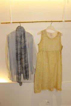 La Boutique Extraordinaire - Neeru Kumar - Veste réversible 245 € - Robe voile de coton et soie 200 € | Flickr : partage de photos !