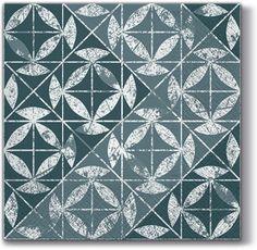 4568 Servilleta decorada Geometricos