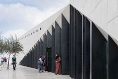 Gallery of The Palestinian Museum / Heneghan & Peng Architects - 5