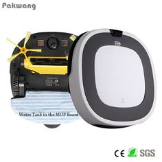 PAKWANG vacuum cleaner robot D5501 with big mop advanced automatic kitchen robot 2017 new mopping robot hot sale