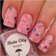 Rainbow Reef by Rain City Lacquer