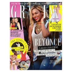 In this weeks Grazia: As Jay-Z finally confirms those affair rumours with the release of his new album we investigate how Beyonce took control and forced him to come clean to the world.In other news following the death of backpacker Mia Ayliffe-Chung her mother Rosie travelled to Australia and uncovered a sex-for-visas scandal @PollyVernon asks why we're obsessed with digitally altering ourselves and we go behind the scenes at Paris couture week and reveal whatreallyhappens. PLUS discover…