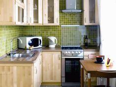 piastrelle cucina verdi - Cerca con Google