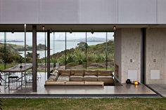 Waiheke Island Retreat - Fearon Hay Architects