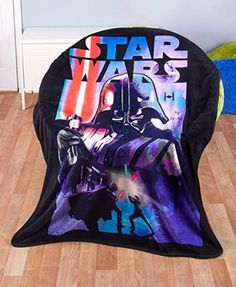 Here we are offering Star Wars Darth Knight Licensed Character Plush Fleece Throw. Licensed Character Plush Fleece Throw brings warmth and personality...