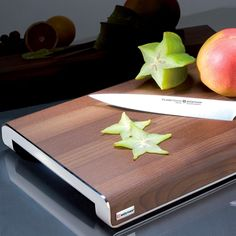 Top 10: 10 ideas for kitchen utensils | 7293 cutting board, Wüsthof @wusthof