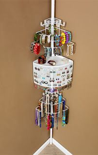 WIN this awesome jewelry organizer at The Funky Monkey! Giveaway ends midnight EST 5/15/12.
